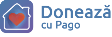Donează cu Pago